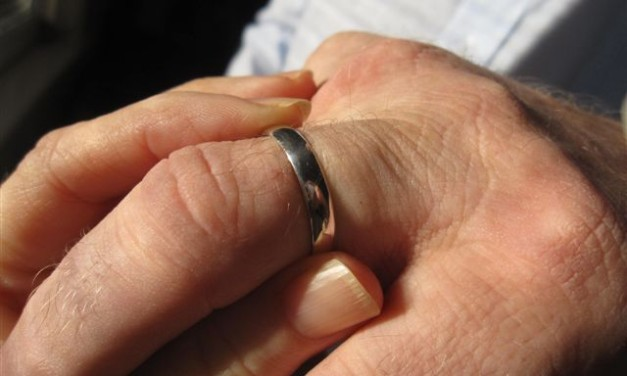 Patty shares 'With this ring…..'