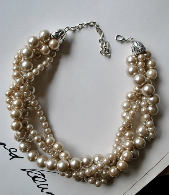 Interior decorating with Pearls